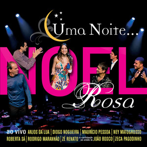 Uma Noite Noel Rosa Albumcover