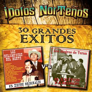 """Idolos Norteños """"30 Grandes Exitos"""" album"""