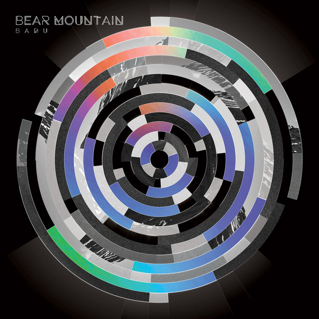 Album cover for Badu by Bear Mountain