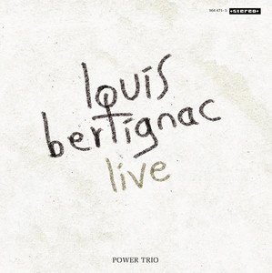 Live Power Trio - Louis Bertignac