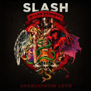 Slash, Myles Kennedy, The Conspirators No More Heroes cover