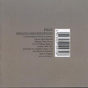 Absolute Classic Master Pieces album