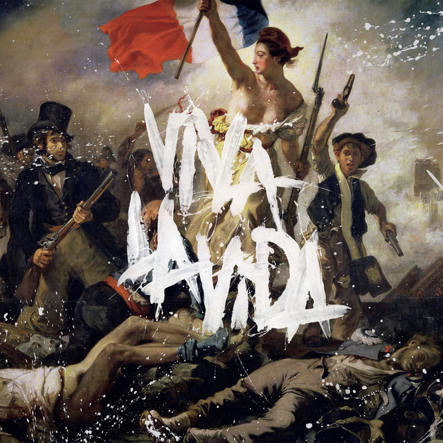 Coldplay Viva la Vida or Death and All His Friends album cover
