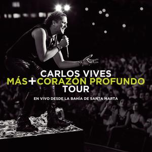 Más + Corazón Profundo Tour: En Vivo Desde la Bahía de Santa Marta Albumcover