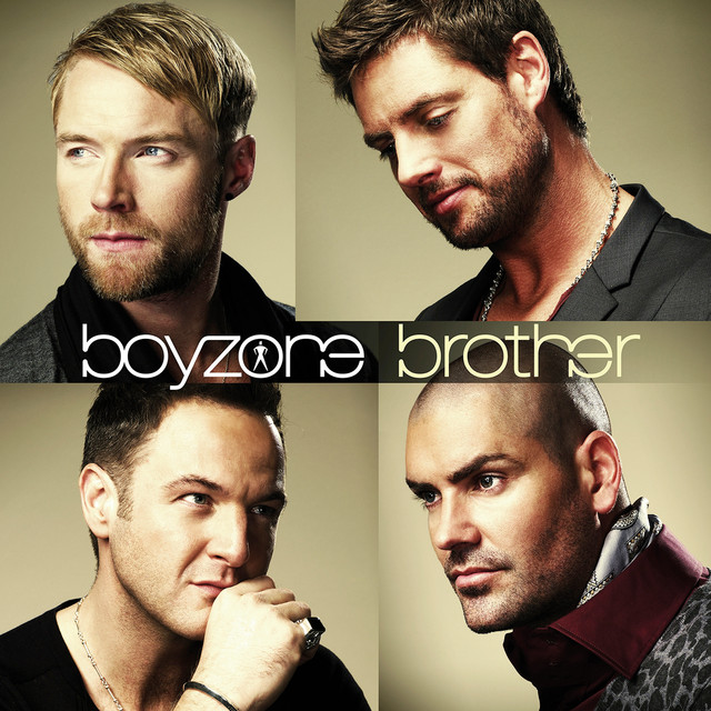 Boyzone Brother album cover