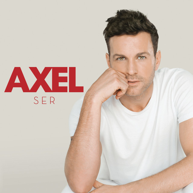 Album cover for Ser by Axel