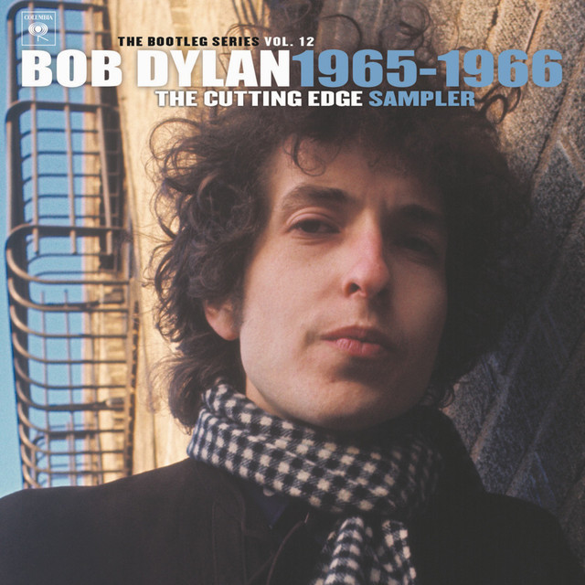 The Cutting Edge 1965-1966: The Bootleg Series, Vol. 12 (Sampler) Albumcover