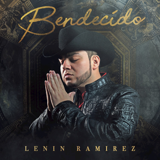 Album cover for Bendecido by Lenin Ramírez