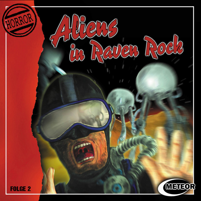 Folge 2: Aliens in Raven Rock Cover