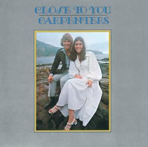 Close To You Albumcover