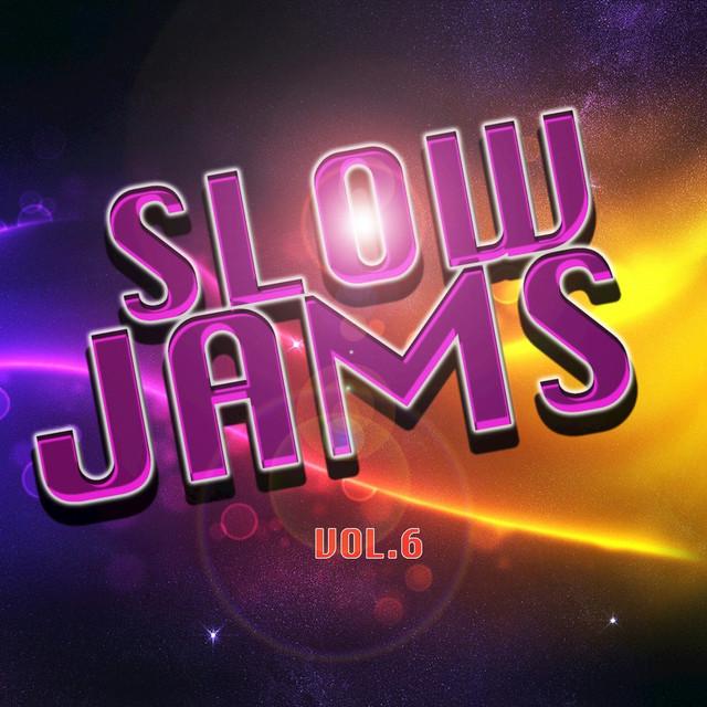 Jam Allstars Slow Jams, Vol. 6 album cover