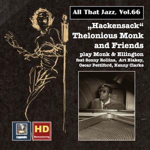 Thelonious Monk, Oscar Pettiford, Kenny Clarke Caravan cover