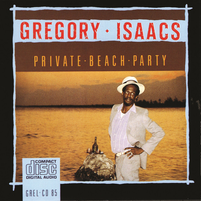 Private Beach Party cover