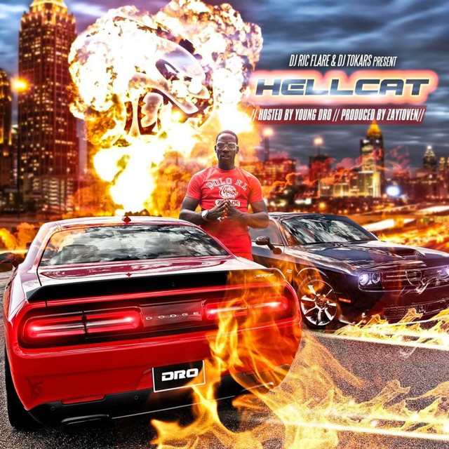 Hell Cat Albumcover