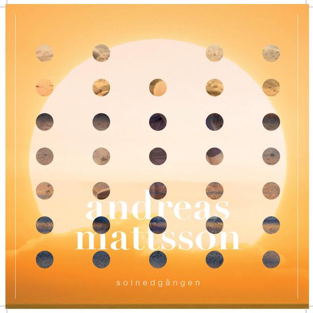 Skivomslag för Andreas Mattsson: Solnedgången