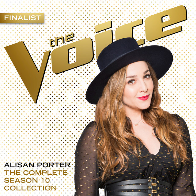 Album cover for The Complete Season 10 Collection (The Voice Performance) by Alisan Porter