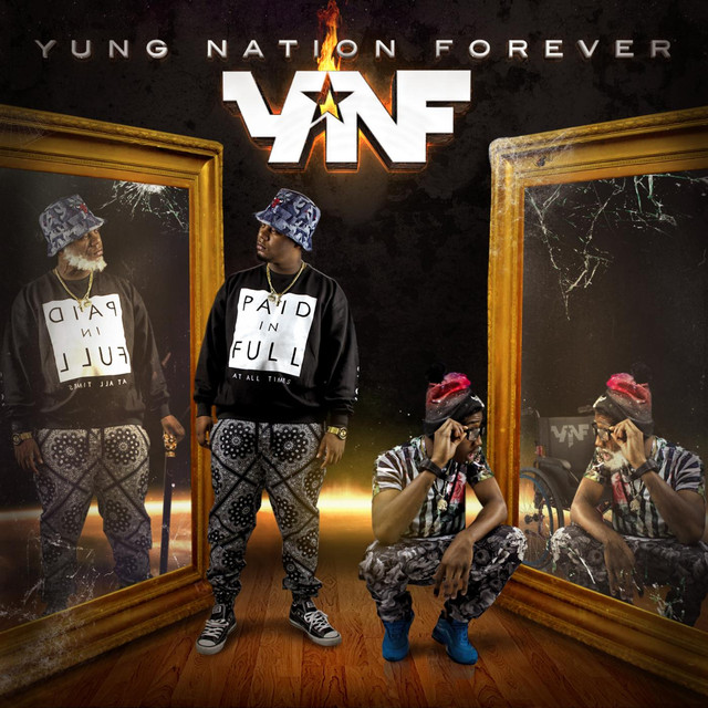 Yung Nation Forever Albumcover