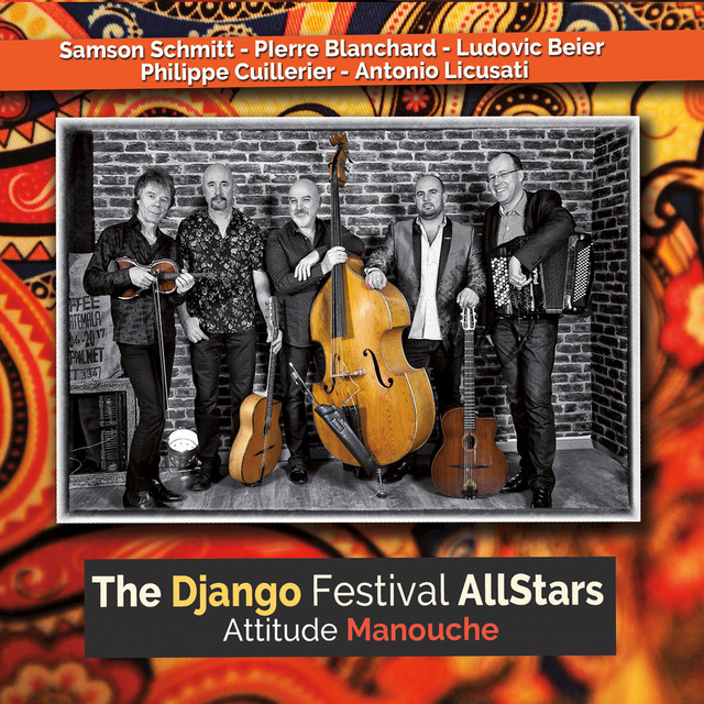 The Django Festival Allstars