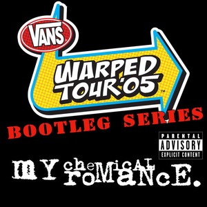 Live At Warped Tour 2005 Albumcover