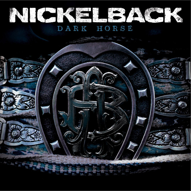 Nickelback Dark Horse album cover
