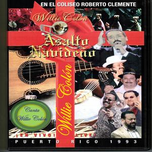 Asalto Navideno Live! Puerto Rico 1993 Albumcover