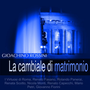 Rossini: La cambiale di matrimonio Albümü