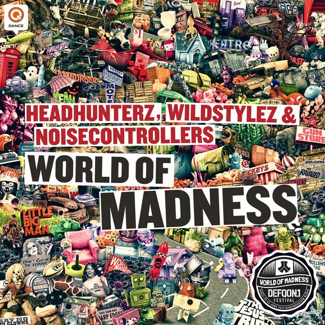 World of Madness (Defqon.1 2012 OST)