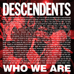 Who We Are - Descendents