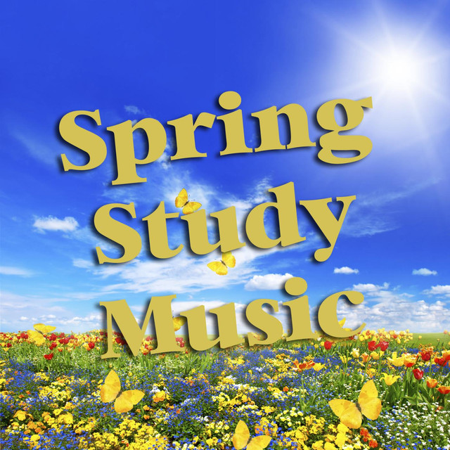 Spring Study Music Albumcover