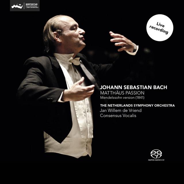 Matthäus Passion Albumcover
