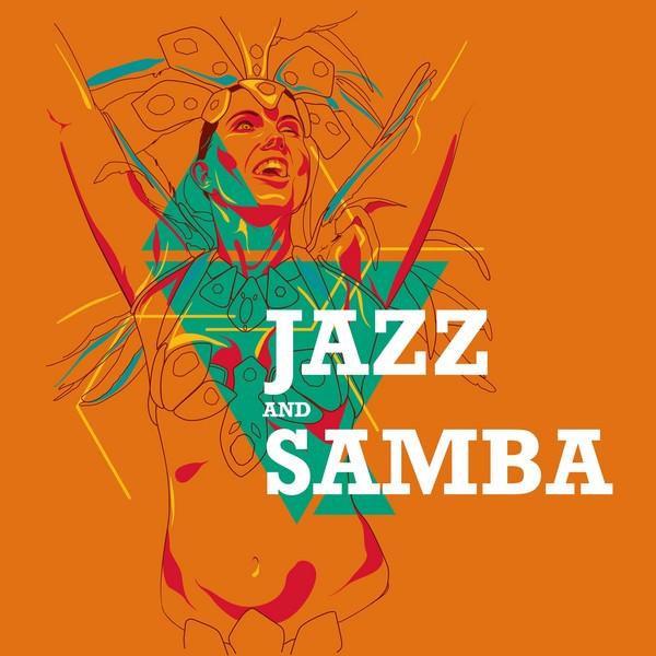 Milt Jackson Jazz 'N' Samba album cover
