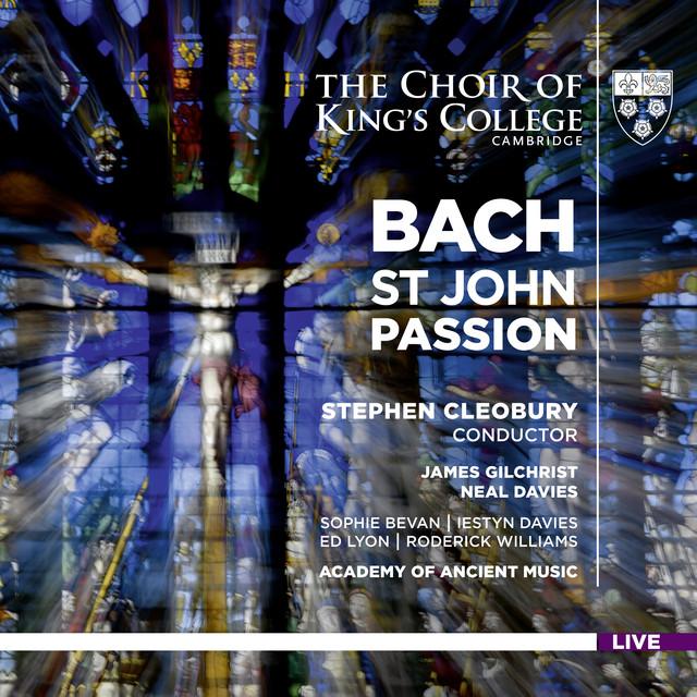Bach: St John Passion (Live)