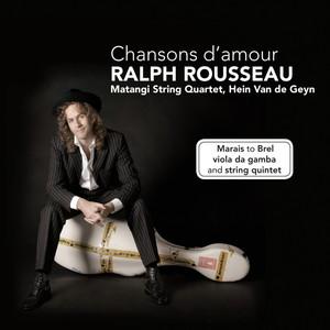 Michel Legrand, Hein van de Geyn, Ralph Rousseau, Matangi String Quartet Les moulins de mon coeur cover