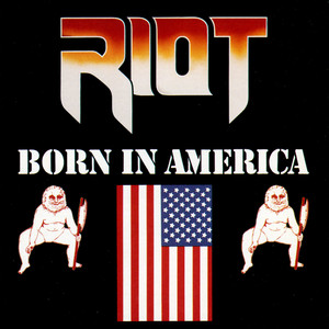 Born in America album
