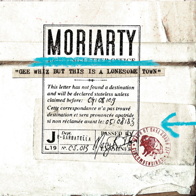 moriarty gee