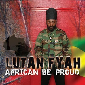 African Be Proud Albumcover