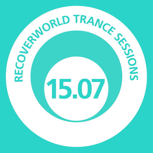 Recoverworld Trance Sessions 15.07 Albumcover