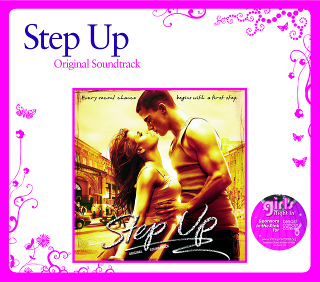 Various Artists Step Up Soundtrack album cover