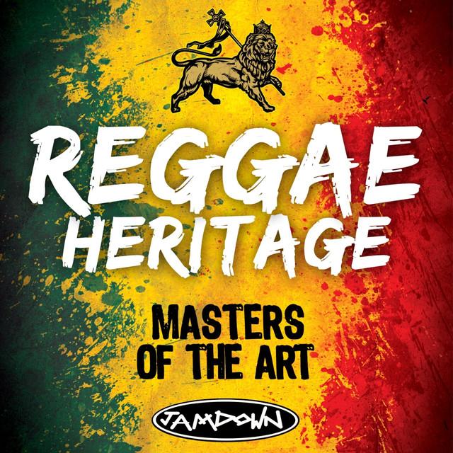 Various Artists Reggae Heritage album cover