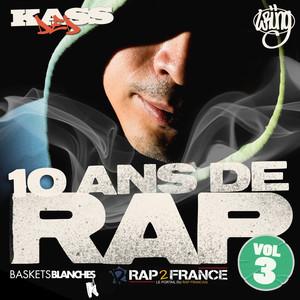 10 ans de rap, vol.3