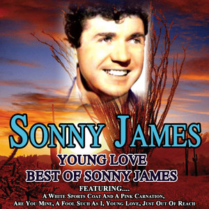 Young Love Best Of Sonny James album