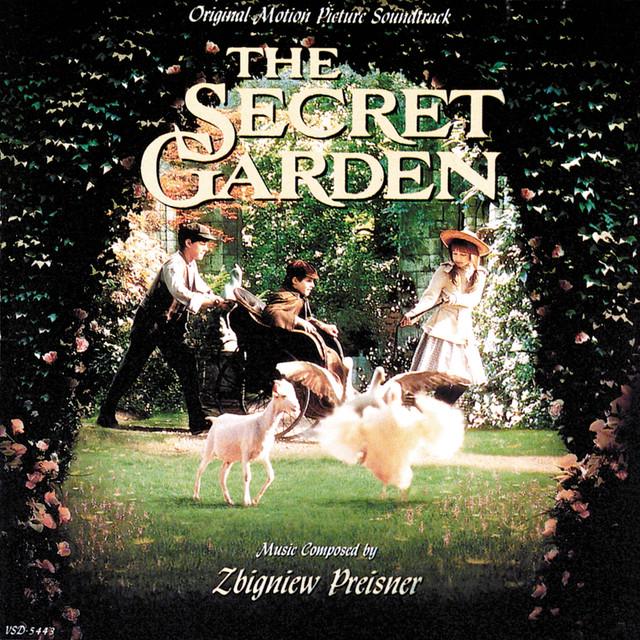 The Secret Garden (Original Motion Picture Soundtrack) Albumcover