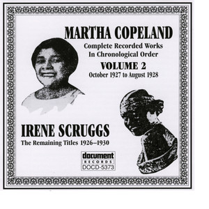 Martha Copeland Vol. 2 (1927-1928) album