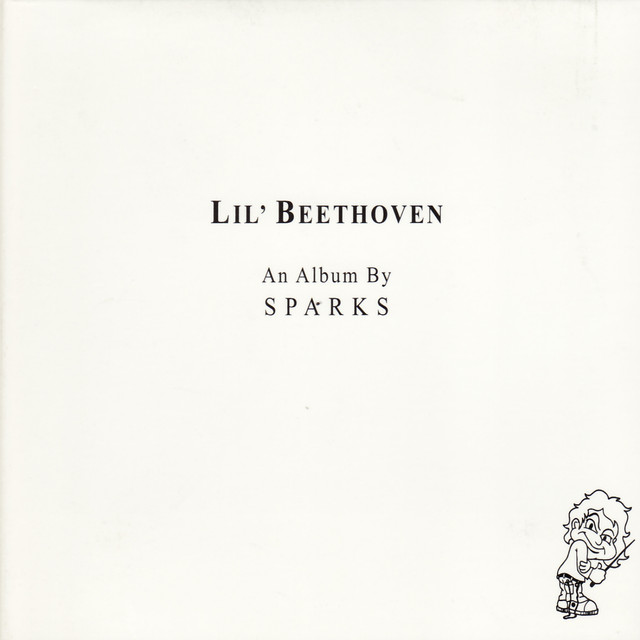 Sparks Lil' Beethoven album cover