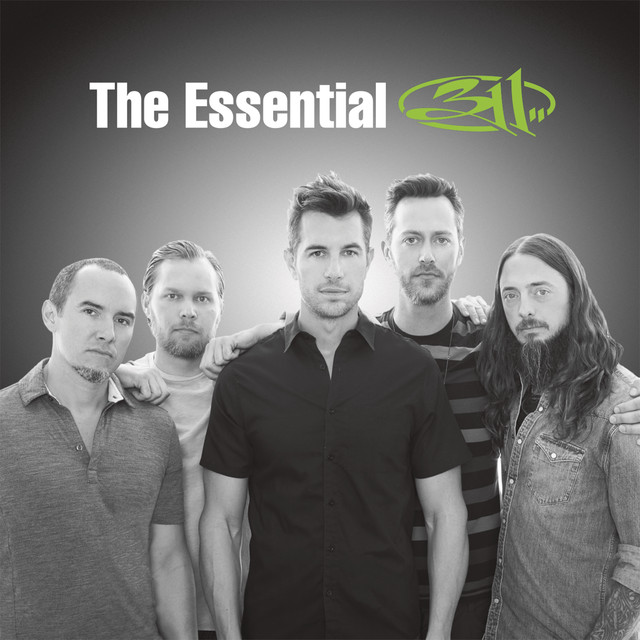Album cover for The Essential 311 by 311