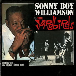Sonny Boy Williamson & The Yardbirds (Live) album