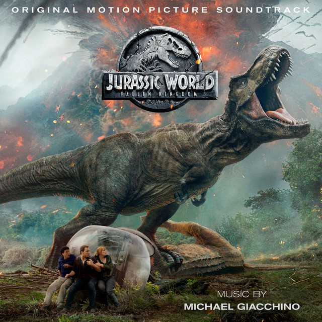 Jurassic World: Fallen Kingdom (Original Motion Picture Soundtrack) [Deluxe Edition]