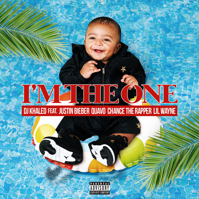Album cover for I'm the One by DJ Khaled