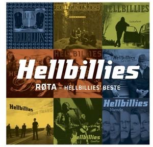 Røta - Hellbillies' Beste Albumcover