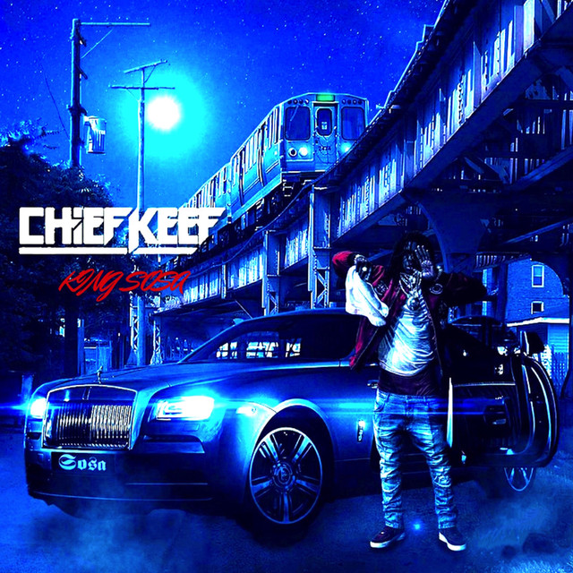 Album cover for King Sosa by Chief Keef